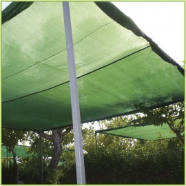 Green Sun Shade Net